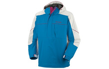 Columbia Antler Falls II Mens Pullover compass blue
